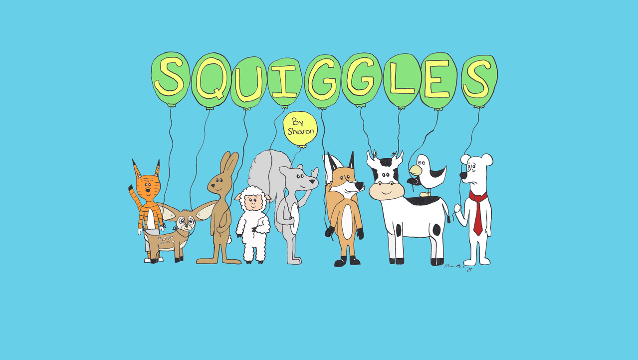Squiggles by Sharon