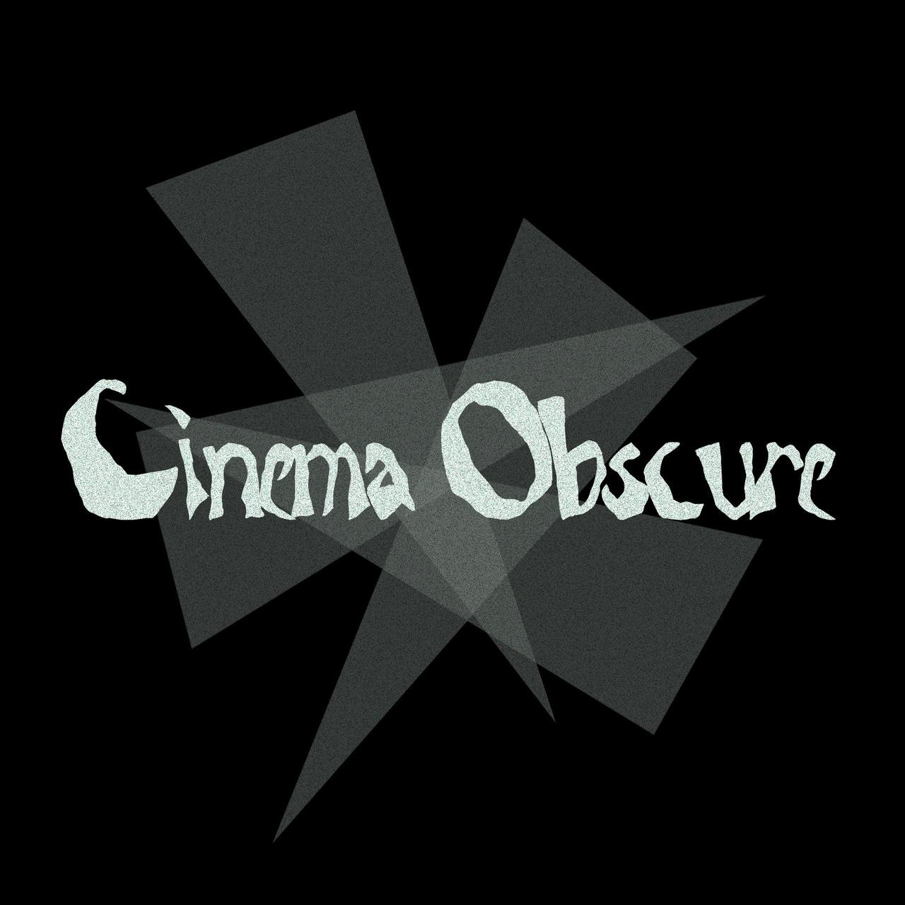 Cinema Obscure Newsletter