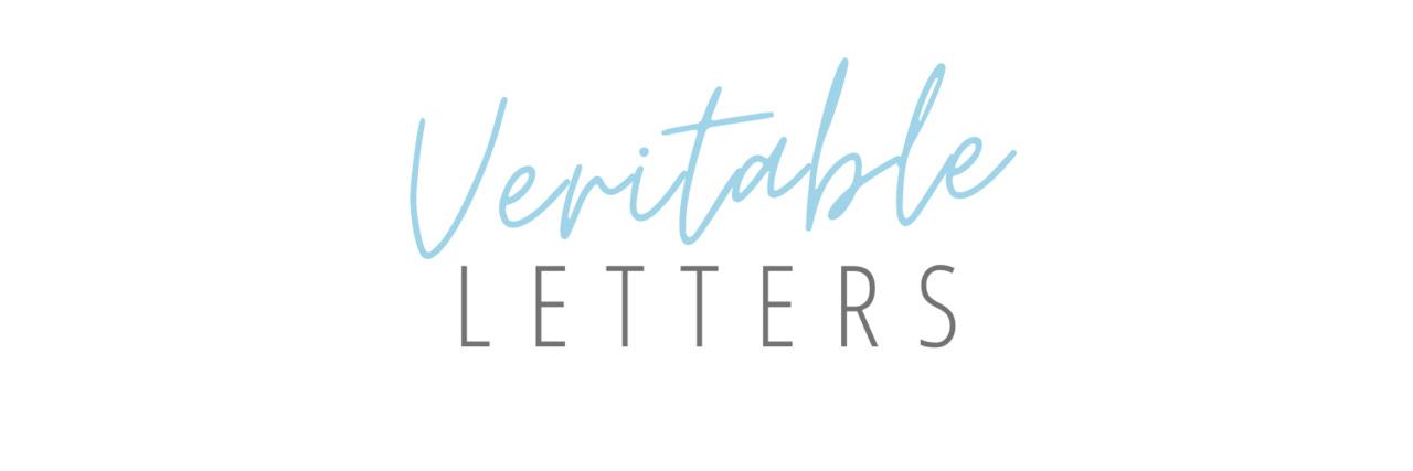 Veritable Letters