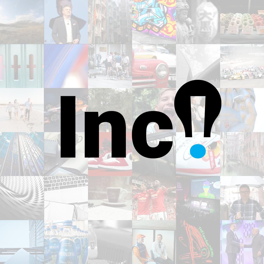 Inc! by Daniel Incandela