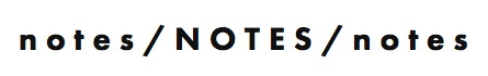 notes/NOTES/notes