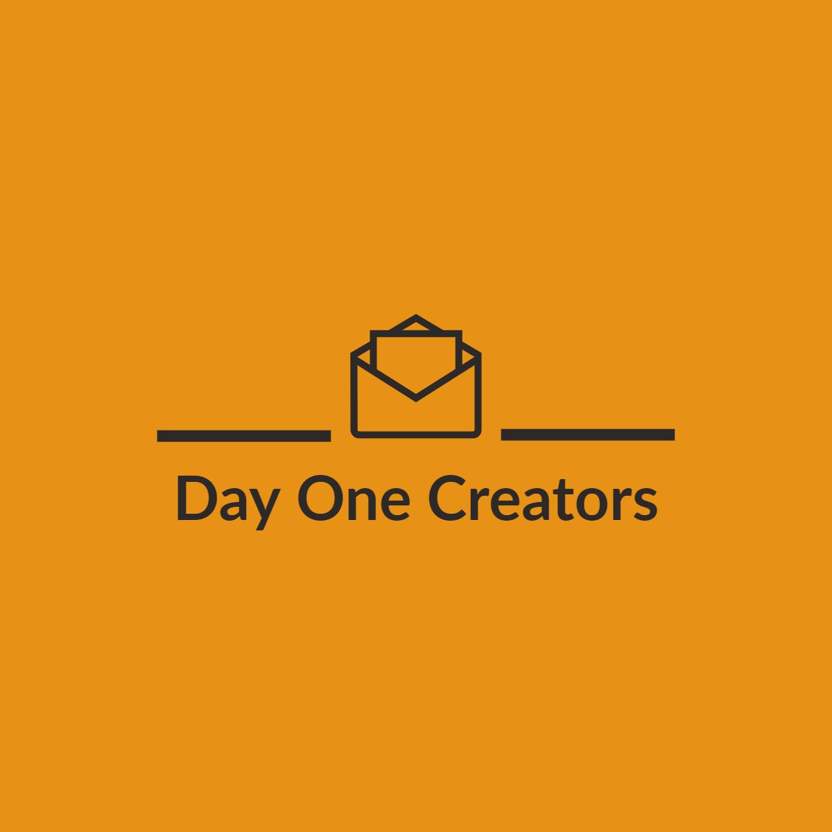 Day One Creators