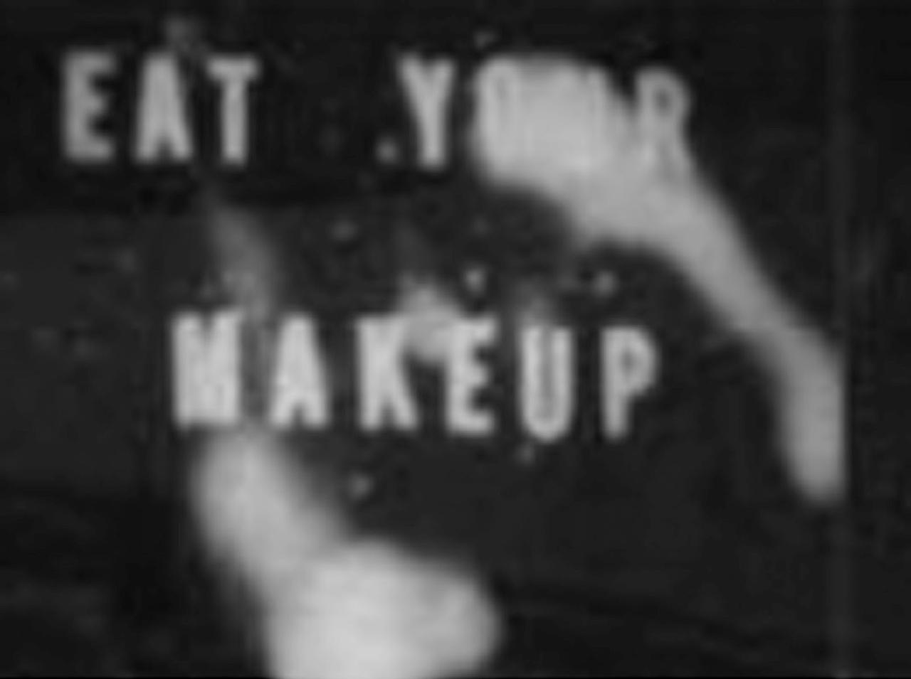 Eat Your Makeup