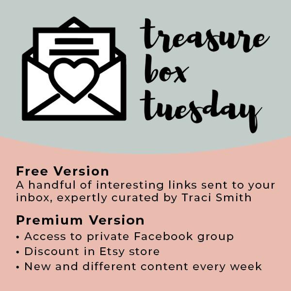 Treasure Box Tuesday