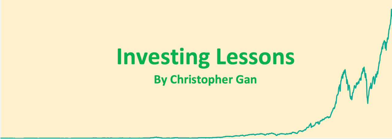 Investing Lessons