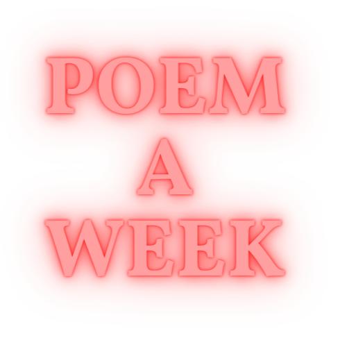 Poem a Week Club