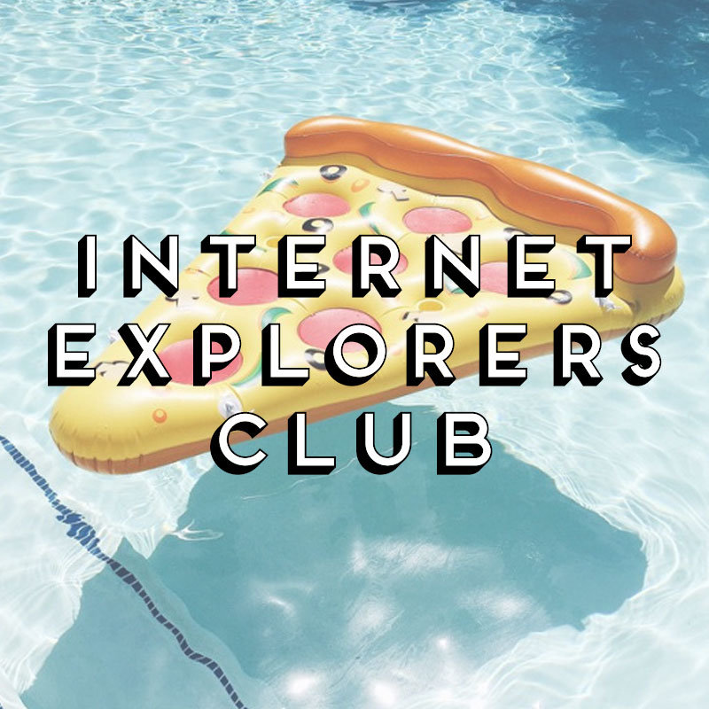 internet explorers club