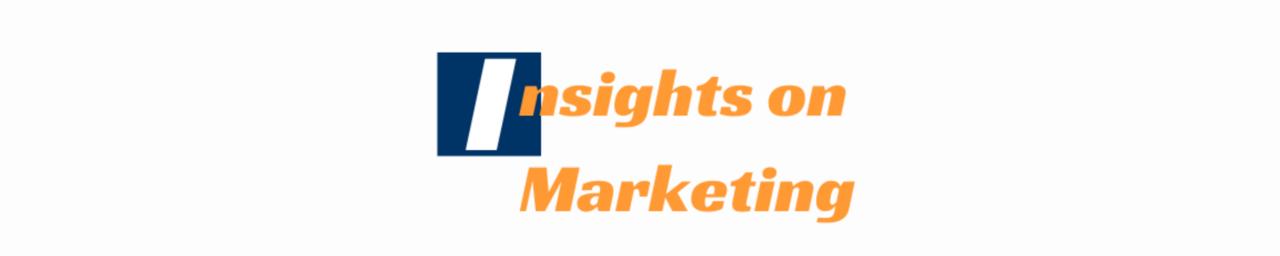 Insights on Marketing