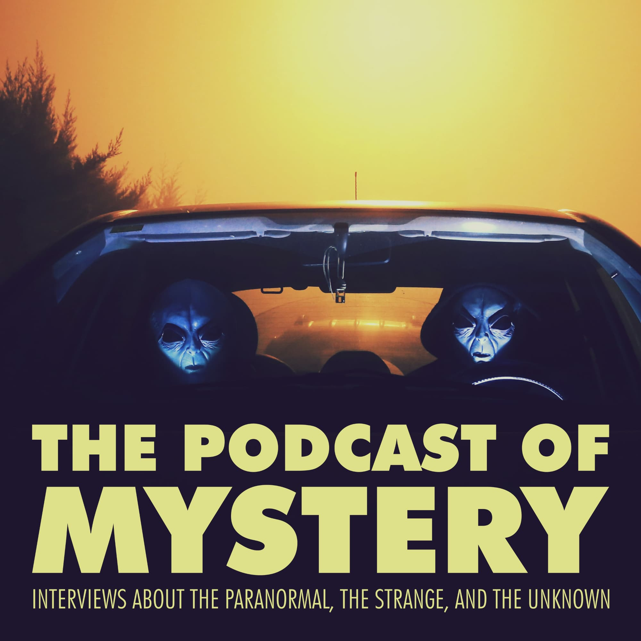The Podcast of Mystery