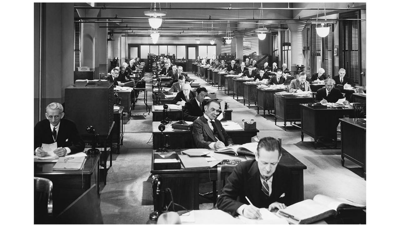 Post Bureaucracy