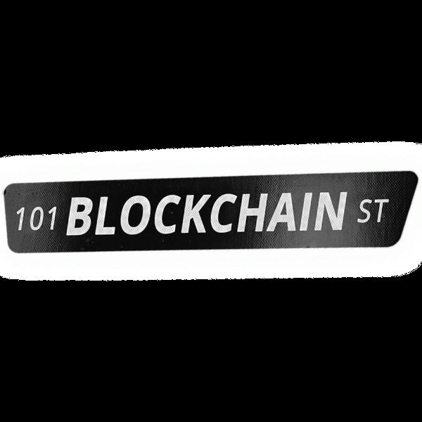101 Blockchain St