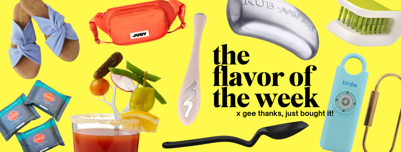 Flavor of the Week x Gee Thanks!