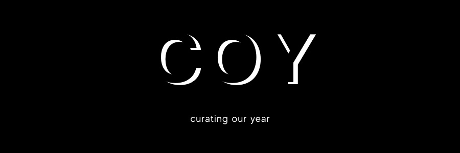 COY (curating our year)