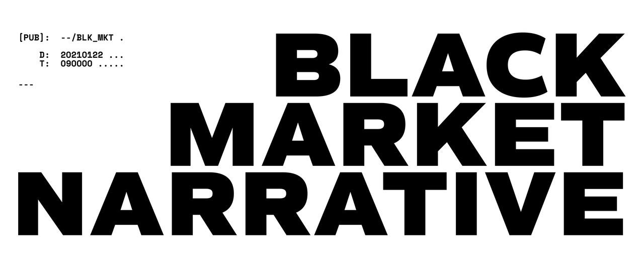 Kyle Higgins' BLACK MARKET News