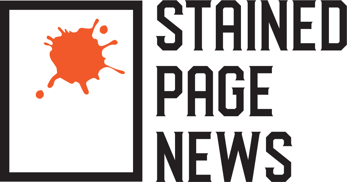 Stained Page News