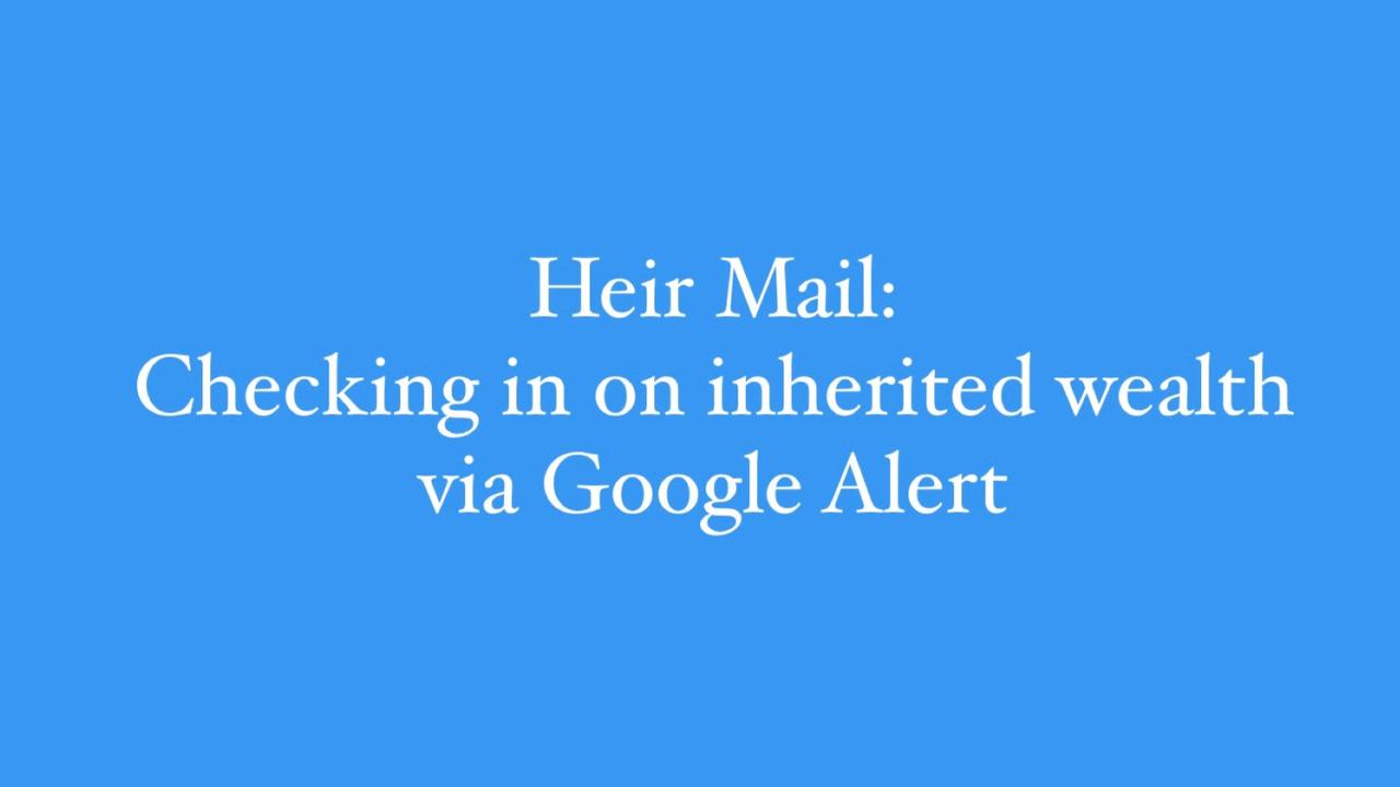 Heir Mail