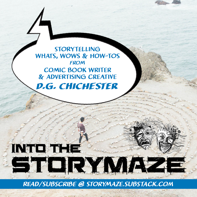 Into the Storymaze