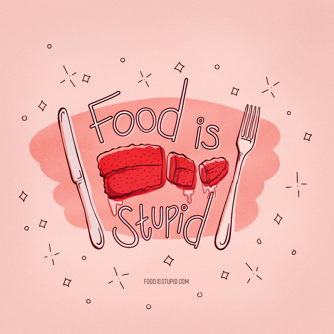 Stupid dishes!