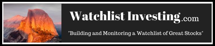 Watchlist Investing