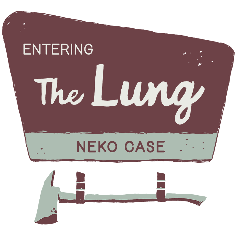 Entering The Lung