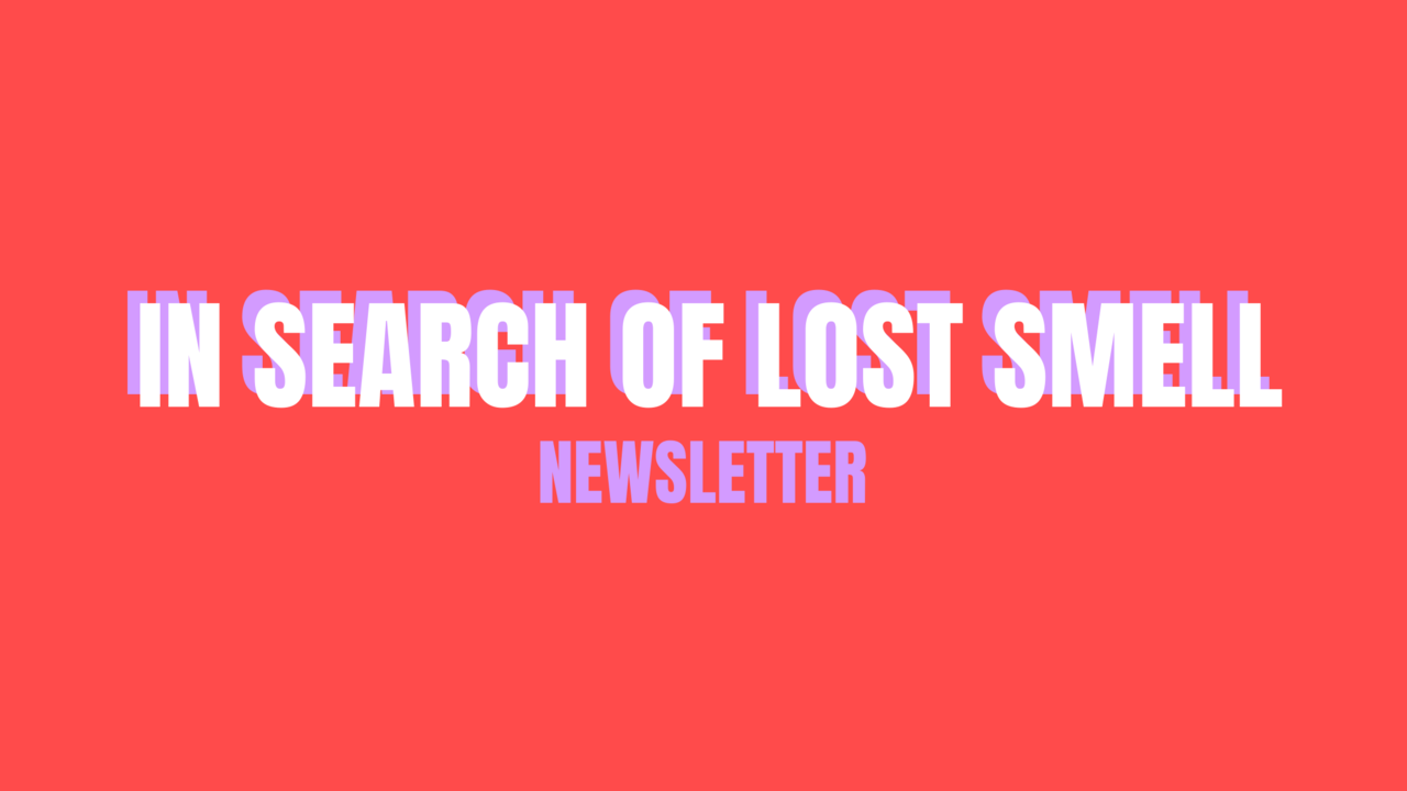 In Search of Lost Smell