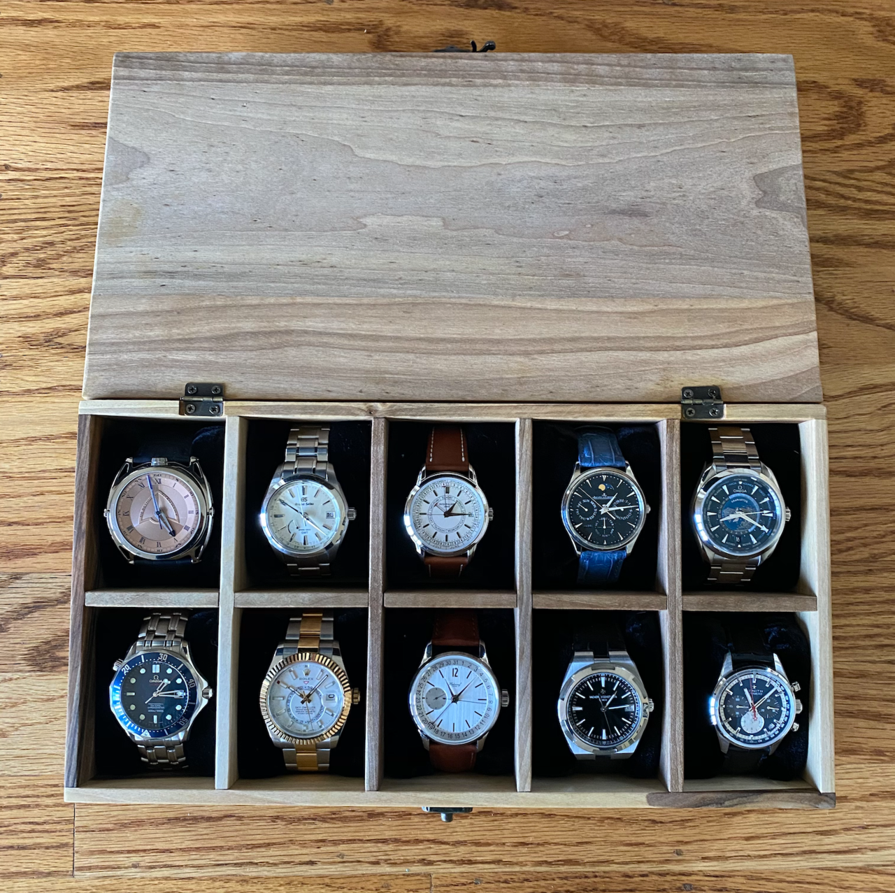 My Watch Collecting Journey