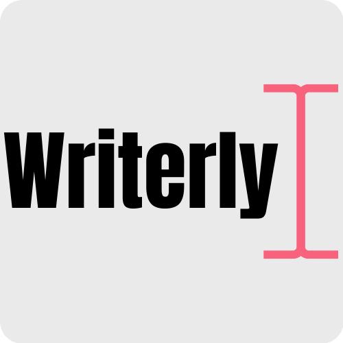 Writerly by Nicholas E. Barron