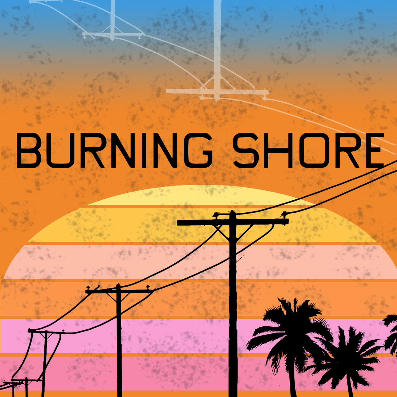 Burning Shore