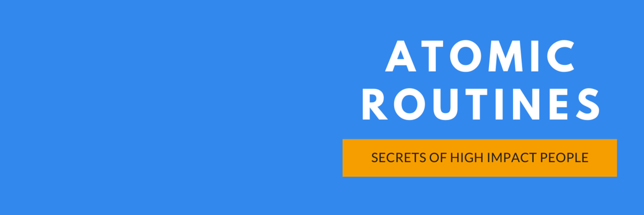 Atomic Routines