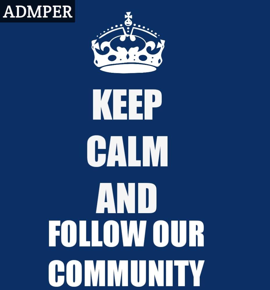 ADMP's E-Community Newsletter