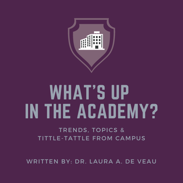 What's Up in The Academy?