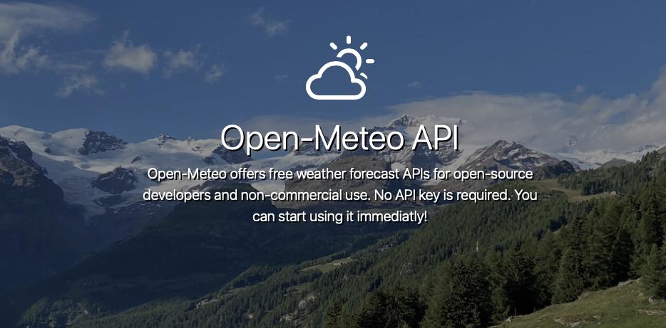 open-meteo