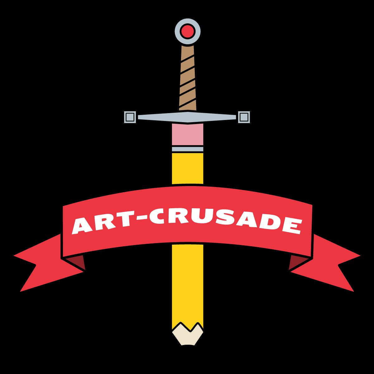 The Art Crusade