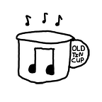 Old Tin Cup