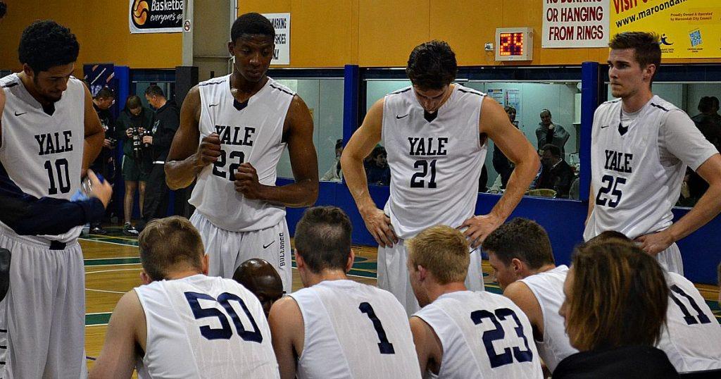 Yale vs Ringwood 2015