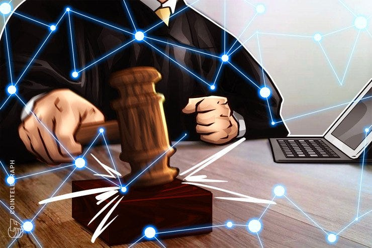 Chinese Internet Court Employs AI and Blockchain to Render Judgement
