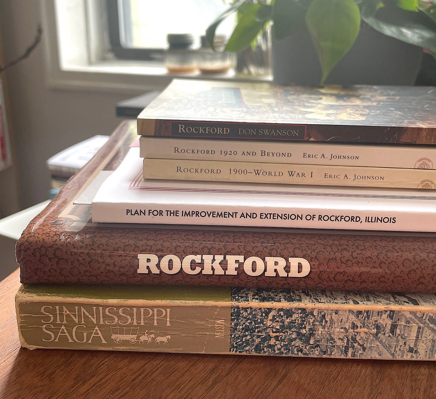 Rockford books