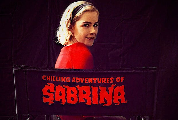 Chilling Adventures of Sabrina' Sets Premiere Date at Netflix | TVLine