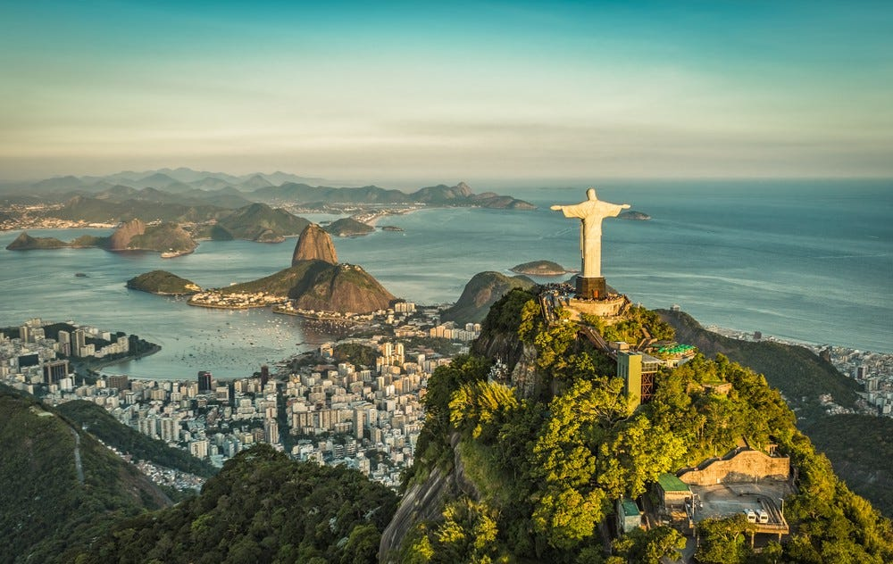 Brazil, South America travel guide