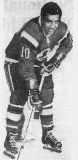 """Christian Cassidy on Twitter: """"#BHM: Alton White of #Winnipeg is considered  the 2nd black pro hockey player. To many, he has been snubbed by Halls of  Fame & NHL b/c his 145"""