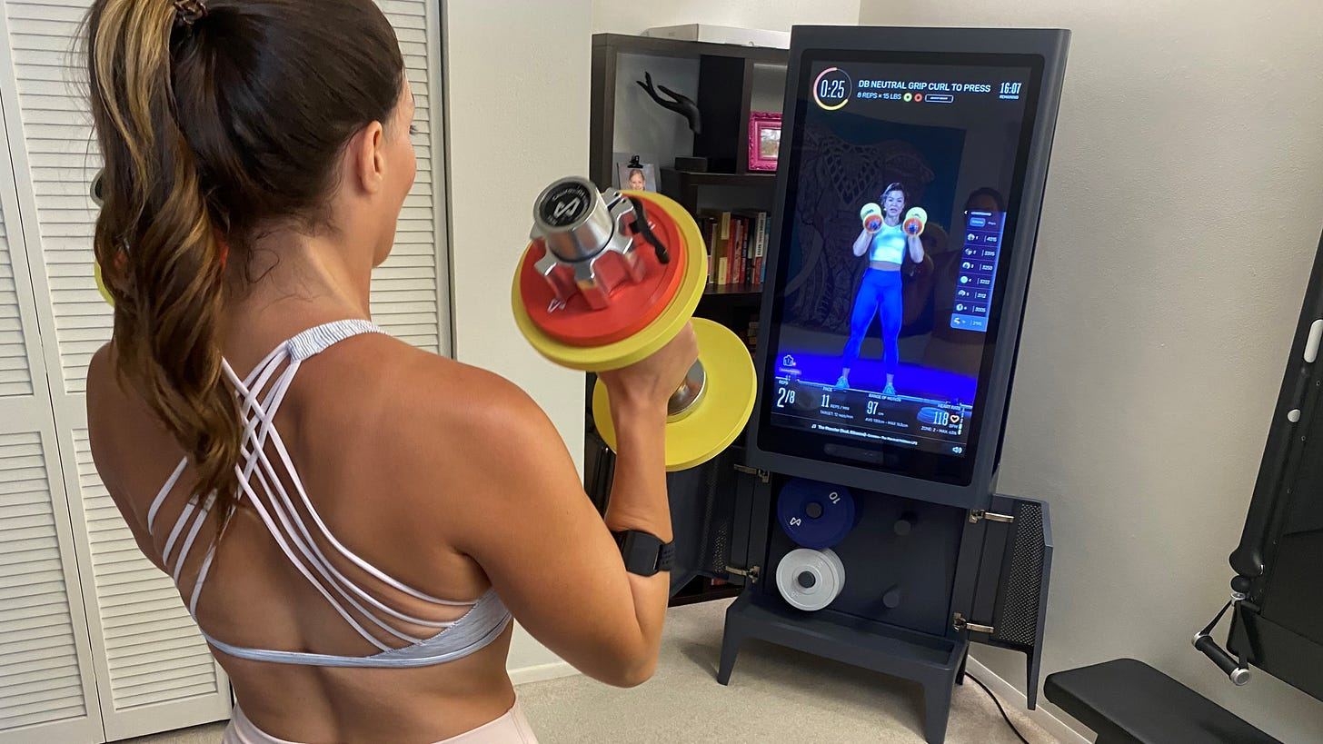 Mirror vs. Tempo Studio: Which Is Right for Your Home Gym? | PCMag