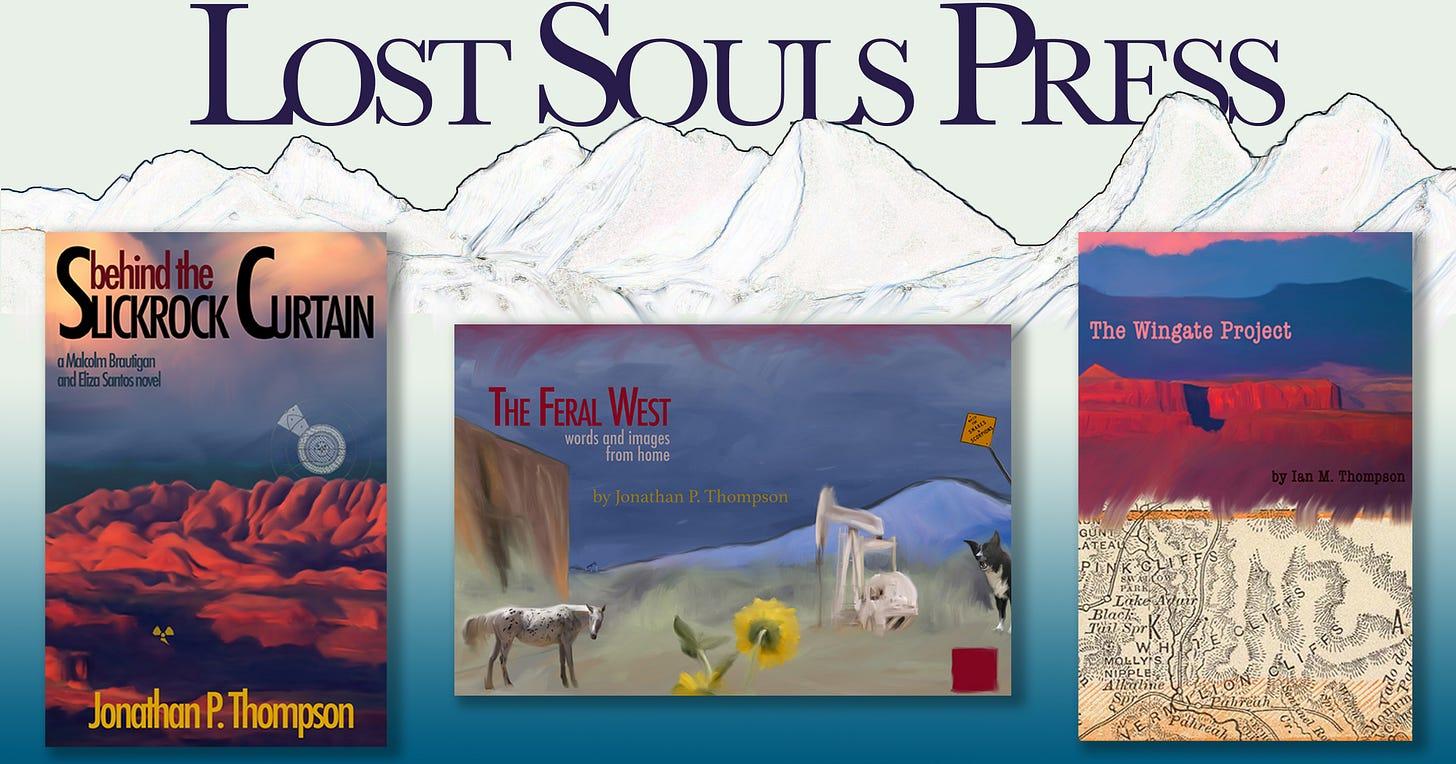 LostSoulsPress1Books