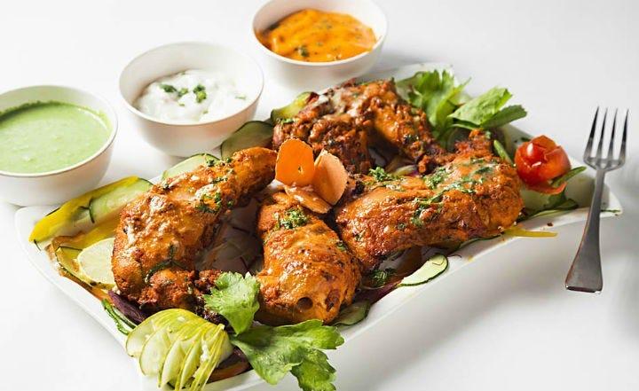 Chicken Boti Kebab