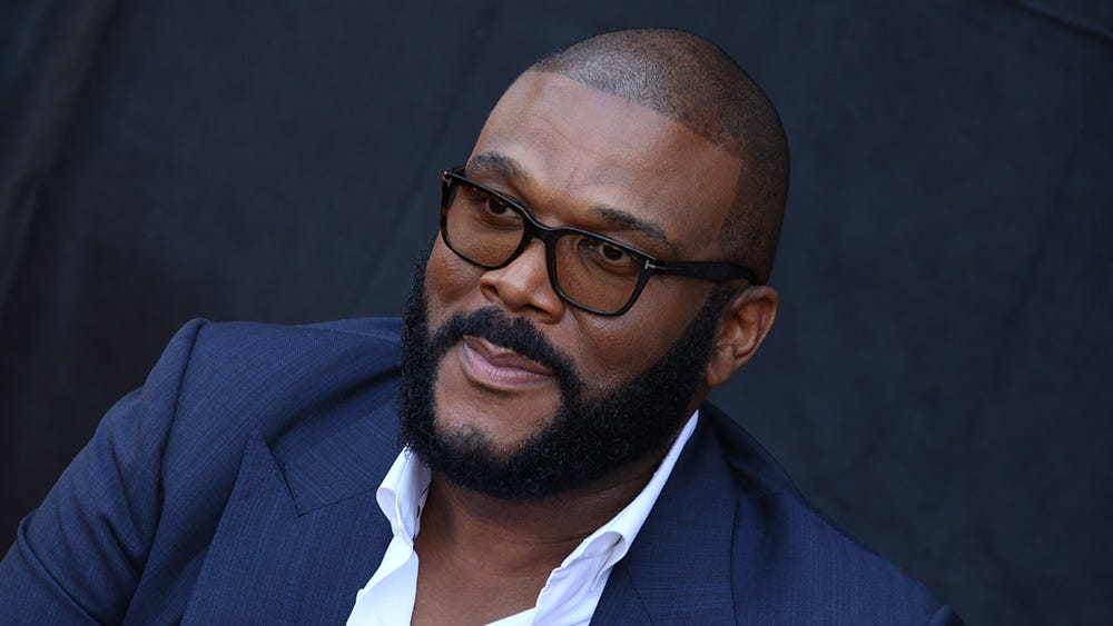 """Tyler Perry Says He Writes All Of His Shows: """"I Have No Writers ..."""
