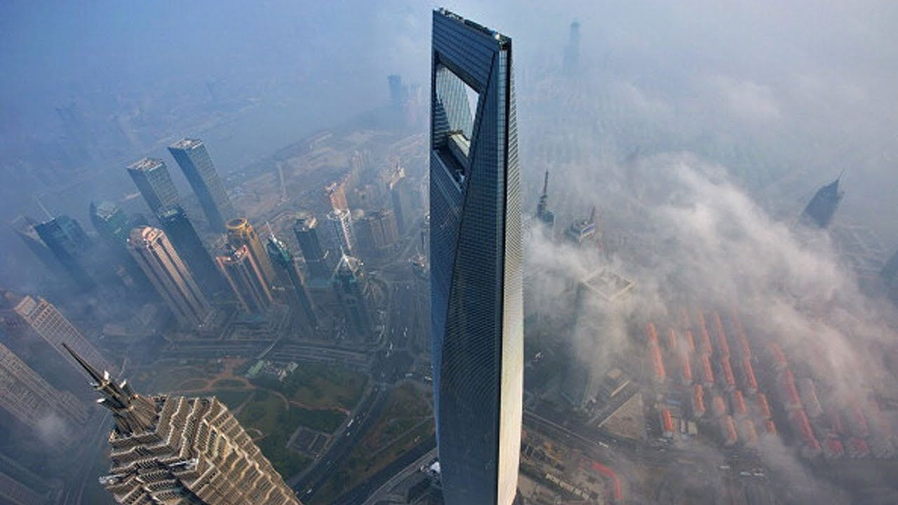 The truth about China's futuristic ghost cities - Richard van Hooijdonk Blog