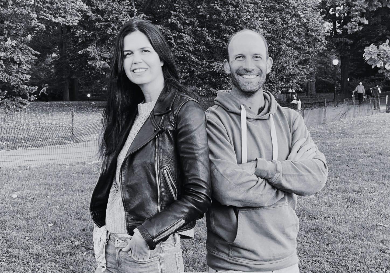 The Fund Co-Founders Jenny Fielding & Scott Hartley