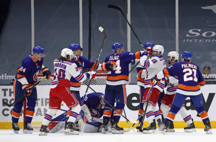 New York Rangers lose 3-2 in overtime, was that good or bad?