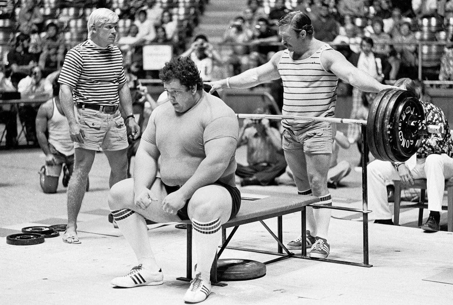 Powerlifting a Brief History – Cast Iron Strength