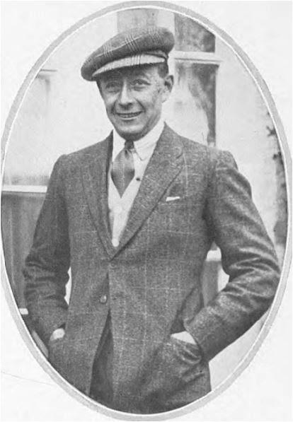 Felix Leach Jr. (1899 - 1930). Image credit:  The Jockeypedia Scrapbook .