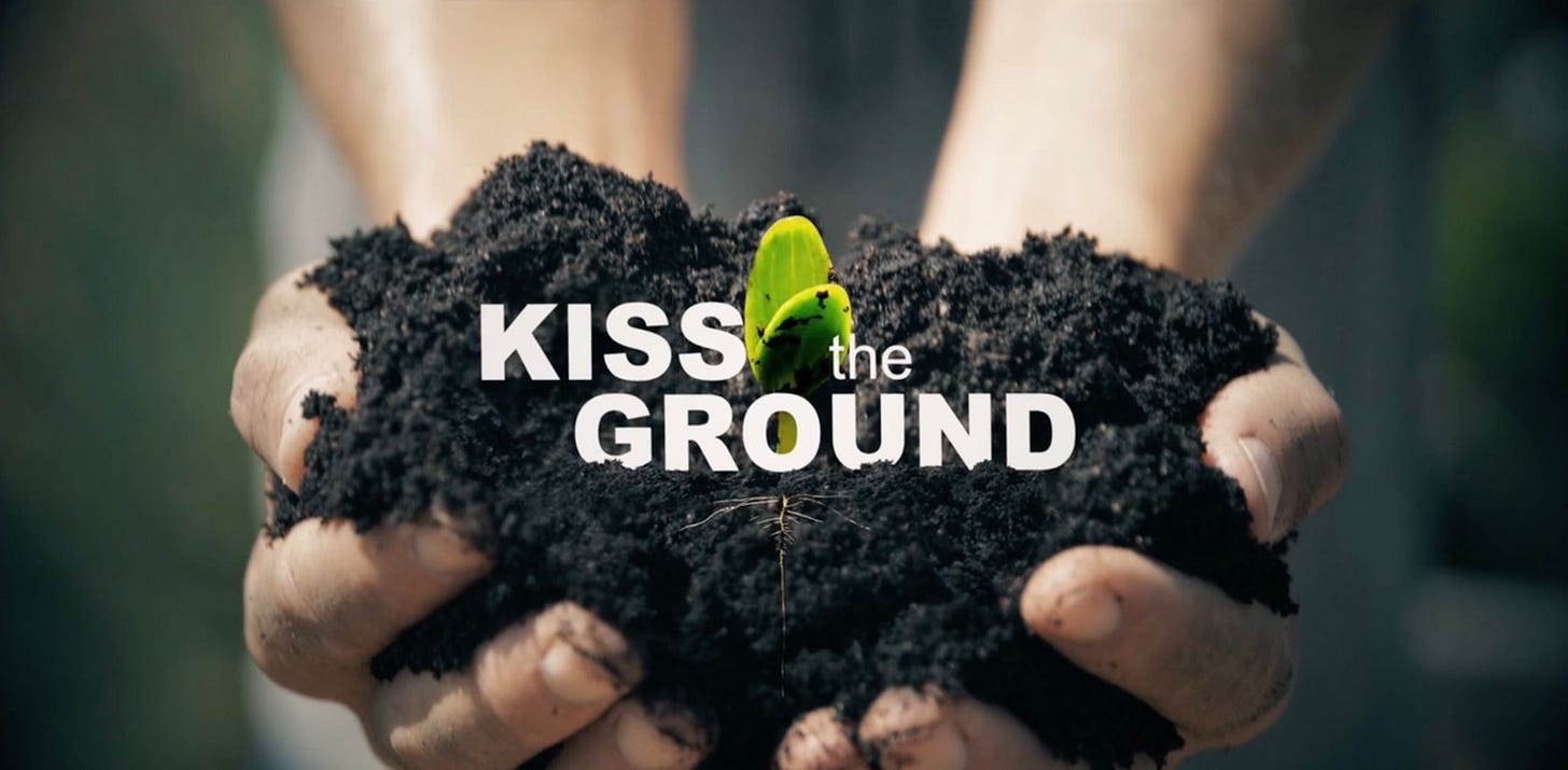 Review: Kiss the Ground – Thelma and Alice